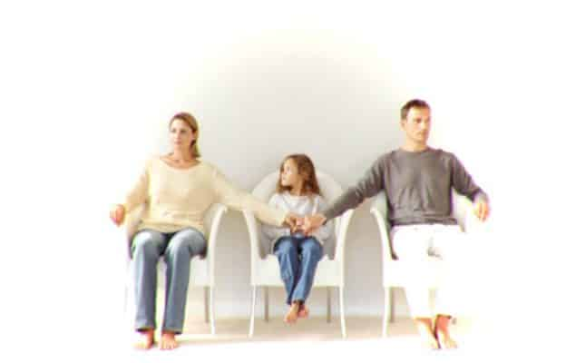 развод при наличии несовершеннолетних детей